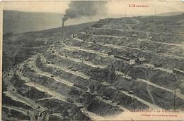 - Aveyron -ref-A527- Decazeville - La Découverte - Mine - Mines - Industrie - - Decazeville