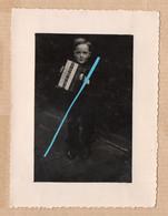 Dept 75 : ( Paris ) Enfant, Accordéon, Musicien, Animée, Janvier 1950. - Andere