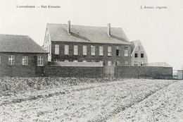 KNESSELAERE - HET KLOOSTER ( 289) - Oostende