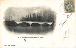 N°86211 -cpa Bassou -vue Du Pont Du Serein- - Sonstige Gemeinden