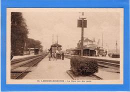 89 YONNE - LAROCHE MIGENNES La Gare Vue Des Quais (voir Description) - Sonstige Gemeinden