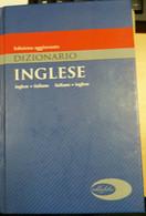 DIZIONARIO INGLESE -AA.VV - Rusconi -  2004 - M - Corsi Di Lingue