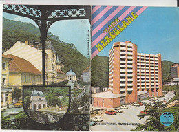 99404- BAILE HERCULANE SPA TOWN, TOURISM BROCHURE - Dépliants Turistici