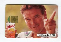 Telecarte °_ France 120u-482-06.94-gem-Liptonic.Connors- 2L Décalé- R/V 1650 - 120 Unità