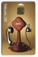 Telecarte °_ France 120u-763-Téléphone.13-Delafon 1915-Ob2-07.97- R/V 6307 - 120 Unità
