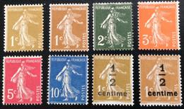 N° 277A   A   279B       NEUF ** SANS CHARNIÈRE   ( LOT:12071) - 1906-38 Sower - Cameo