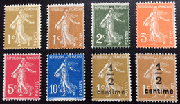 N° 277A   A   279B       NEUF ** SANS CHARNIÈRE   ( LOT:12075) - 1906-38 Sower - Cameo