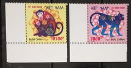 Vietnam Viet Nam MNH Perf Withdrawn Stamps 2010 : Year Of Cat / Zodiac (Ms1000) - Vietnam
