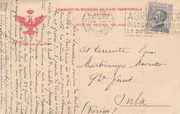 10203-COMANDO 18° DIVISIONE MILITARE TERRITORIALE DI ANCONA-1928-FP - Regimenten