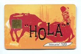 Telecarte °_ France 120u-1197A . Européen3-Espagne-Gem2 - 03.02- R/V 2912 Numéro Serré - 120 Unità