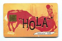 Telecarte °_ France 120u-1197A . Européen3-Espagne-Gem2-03.02- R/V 6396 Numéro Haut - 120 Unità