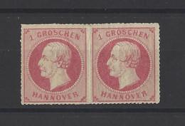 HANOVRE.  YT  N° 24   Neuf *   1864  (voir Détail) - Hannover