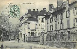 - Aveyron -ref-A519- Millau - La Banque De France - Banques De France - Banques - - Millau