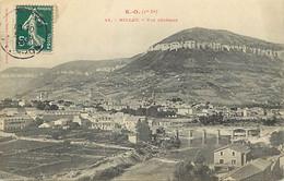 - Aveyron -ref-A518- Millau - Vue Generale - Série S-o N°48 - - Millau