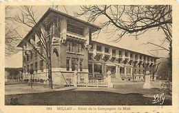 - Aveyron -ref-A517- Millau - Hôtel De La Compagnie Du Midi - Hotels - - Millau