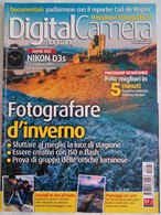 Digital Camera 87 Documentari Fotografici Carl De Keyzer Nikon D3s D-movie Optik Verve Pasquale Zeno Piotr Czechowski - Cinema