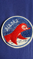 ECUSSON TISSU ALASKA PHOQUE OTARIE ?  AUTRES MODELES DANS MA BOUTIQUE ET CELLE ULTIMA31 - Escudos En Tela