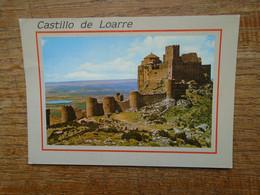 Espagne , Castillo De Loarre ( Huesca ) Vista General ( Estilo Romanico ) - Vari