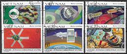 VIETNAM  #   FROM 1978  STAMPVORLD 127-32 - Vietnam