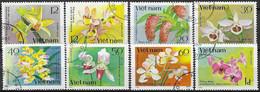 VIETNAM  #   FROM 1979  STAMPVORLD 192-99 - Vietnam