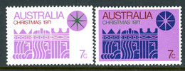 Australia MH 1971 - Mint Stamps