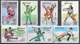 VIETNAM  #   FROM 1989  STAMPVORLD 1190-96 - Vietnam