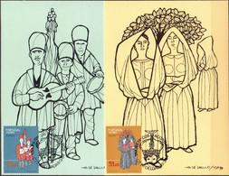 Azores Pair On 2 Maximum Cards - Costumi