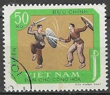 VIETNAM NORTH  #   FROM 1967  STAMPVORLD 549 - Vietnam