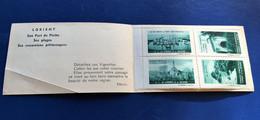 Lorient 4 Vignettes**Touristique Bloc Rare En Carnet-☛Erinnophilie,stamp,Timbre,Label,Sticker-Aufkleber-Bollo-Viñeta-☛ - Blocs & Carnets