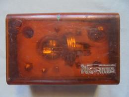 Vintage - Boite Norma Reste D'ampoules Fusibles - Otros