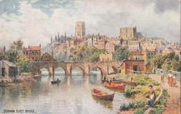 DURHAM, England, United Kingdom, 00-10s ;  Elvet Bridge, TUCK #8949 - Durham