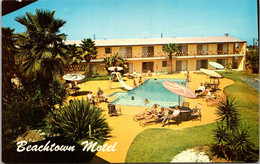 California Long Beach The Beachtown Motel - Long Beach