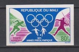 Mali  JO Munich 1972  Imperf   MNH *** - Estate 1972: Monaco