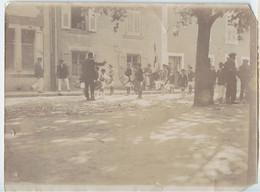 """""""Les Enfants De L'Avenir"""" - 21 Août 1927 - Photo Albuminée - Fanfare, Tambours - Andere"""