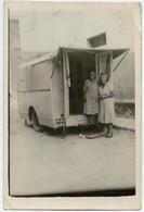 Photo Originale - Caravane Ancienne - Format 9x13cm - Andere