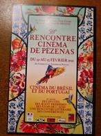 CP 59E RENCONTRE CINEMA DE PEZENAS - Plakate Auf Karten