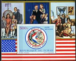1972 Chad 449/B30 Apollo 15 8,00 € - Africa
