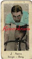 Small Chromo Jean Aerts Laeken Wereldkampioen Champion Du Monde Wielrenner Cycliste Cycling Wielrennen Coureur - Wielrennen