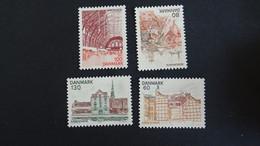 1976 Yv 619-622 MNH B35 - Ungebraucht