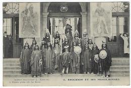 FRANCE - RARE - LE HAVRE - O. BROCKSON ET SES PEAUX-ROGES - - Other