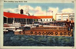 California Long Beach The Navy Landing 1941 - Long Beach