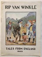Rip Van Winkle / Washigton Irving - Non Classificati