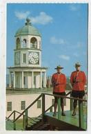 AK 03723 CANADA - Nova Scotia - Halifax - Old Town Clock - Royal Canadian Mounted Police - Halifax