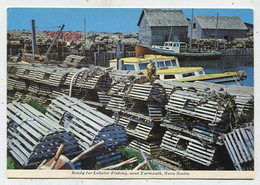 AK 03727 CANADA - Nova Scotia - Ready For Lobster Fishing Near Yarmouth - Yarmouth