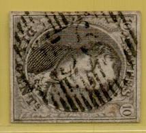 MW-5403   Ocb 6       D 56  LENS - 1851-1857 Médaillons (6/8)