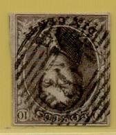 MW-5407   Ocb 6       P 164  THULIN - 1851-1857 Médaillons (6/8)