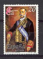 Spain 1988 - Centenario Del Codigo Civil Ed 2968 (**) - 1981-90 Nuovi