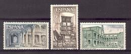 Spain 1965 - Mtrio Yuste Ed 1686-88 (**) - 1961-70 Nuovi