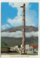 AK 03760 CANADA - Alberta - Jasper - Totem Pole - Jasper