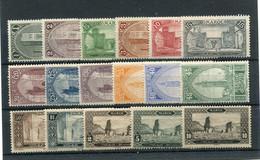 !!! MAROC : SERIE N°63/79 (MANQUE N°76) NEUVE ** - Unused Stamps